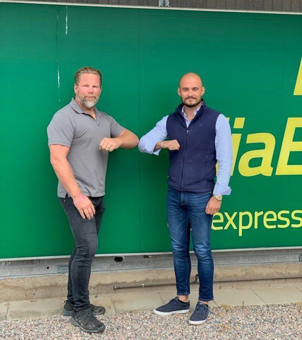 I led med att förstärka EliaExpress marknadsposition i Halland har Magnus Winkelmark anställts som Affärschef
