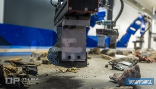 Norrvidinge är en av initiativtagarna bakom testbädden Waste Identification Testbed som skall öka återvinningen av industriellt avfall.